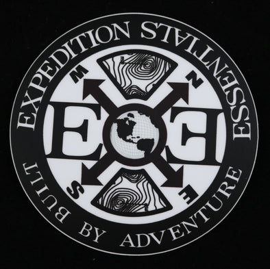 Expedition Essentials Sticker