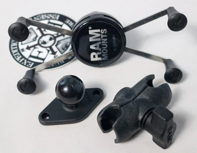 Rammounts X Grip Phone Package for ExE Powered Accessory Mounts