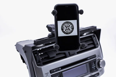 Toyota 4 Runner Track Mount 5th Gen 2011-Current, Phone Mount