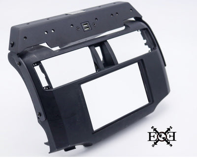 Toyota 4 Runner 5th Gen Powered Accessory Mount with Wiring Cover