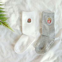 Subscription Boxes for Kids - Best Friends Socks (set of 2) - Choulala Box