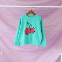 Cora's Cherry Tee Basics Chou La La Fashion Inc.