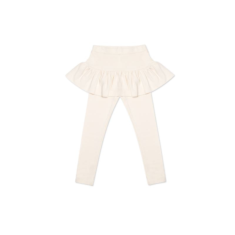 Jayden Ivory Skirt Leggings Basics Chou La La Fashion 2T