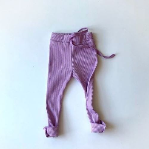 Subscription Boxes for Kids - Marin Lilac Leggings - Choulala Box