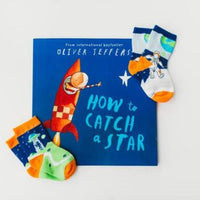 Subscription Boxes for Kids - Out of this World Socks (set of 3) - Choulala Box