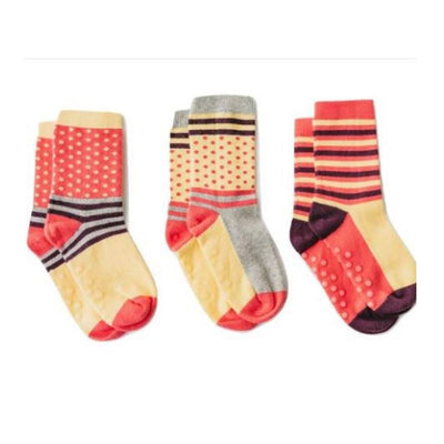 Subscription Boxes for Kids - Perfectly Striped Socks (set of 3) - Choulala Box