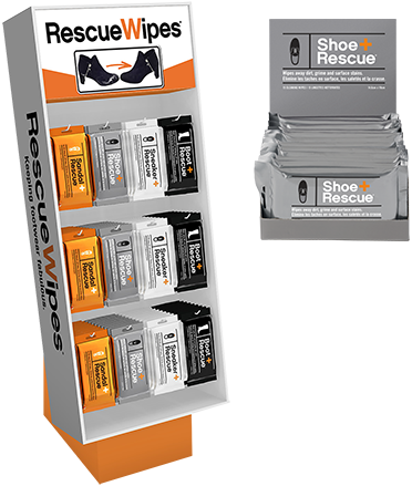 BootRescue Point of Sale Materials for Wholesale Customers