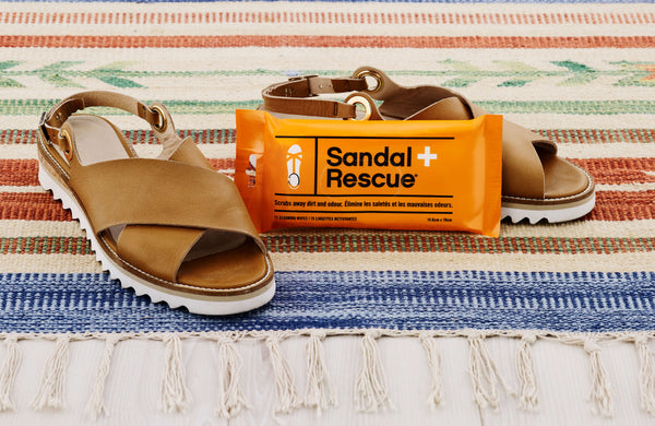 Sandal care tips for keeping your shoes looking their best