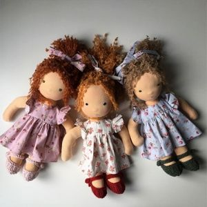The Story of Waldorf Dolls