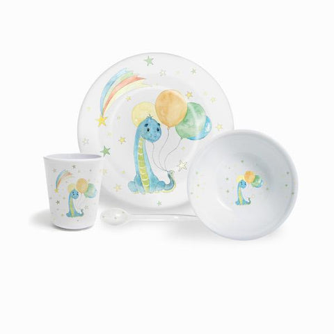 melamine tableware set for kids