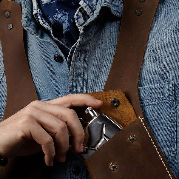 chivit handmade leather holster