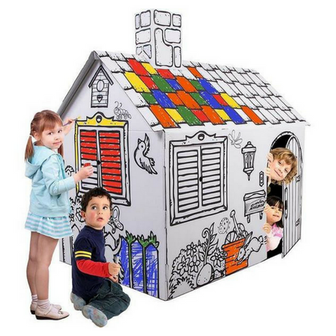 kartonkinder playhouse