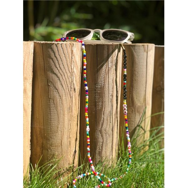 Loveislove eyeglass chain
