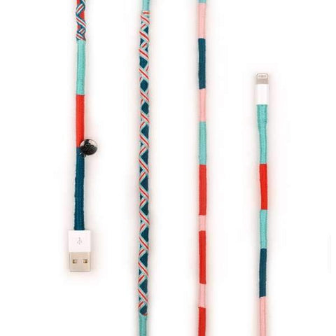 Colorful Charging Cable
