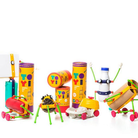 Toyi open-ended play experience kit