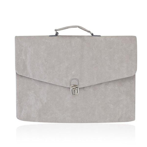 Gray Business Bag