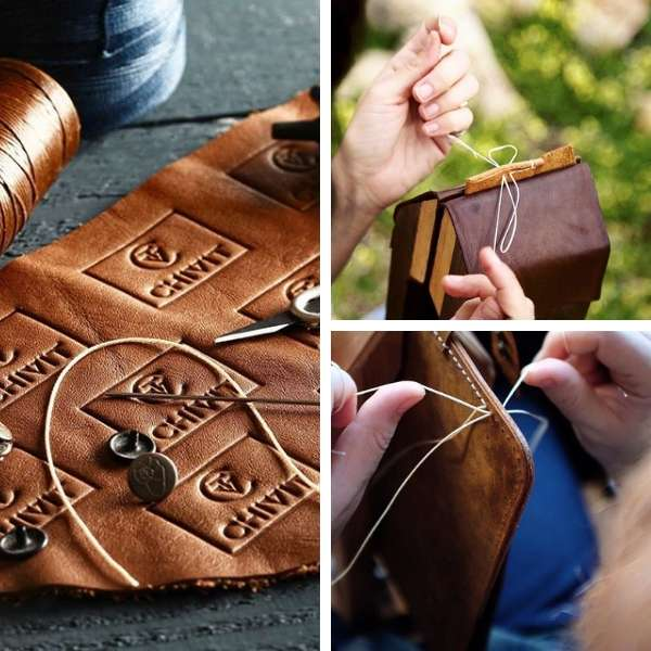 Chivit handcrafted leather goods