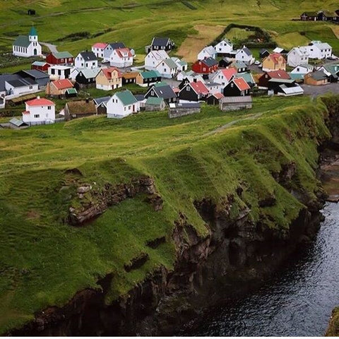 gjovk faroe islands