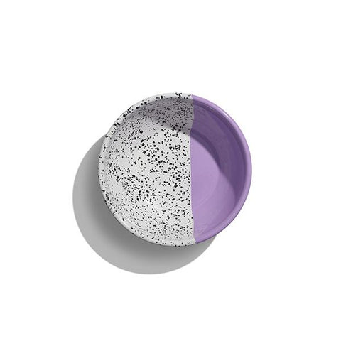 Mind-Pop Enamel Big Salad Bowl | Purple
