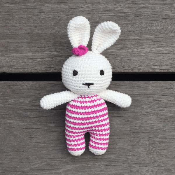 Mon Joie Little Rabbit | Dark Pink