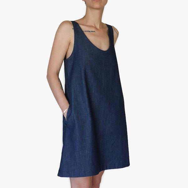 Ada Sun Dress Clothing one square meter