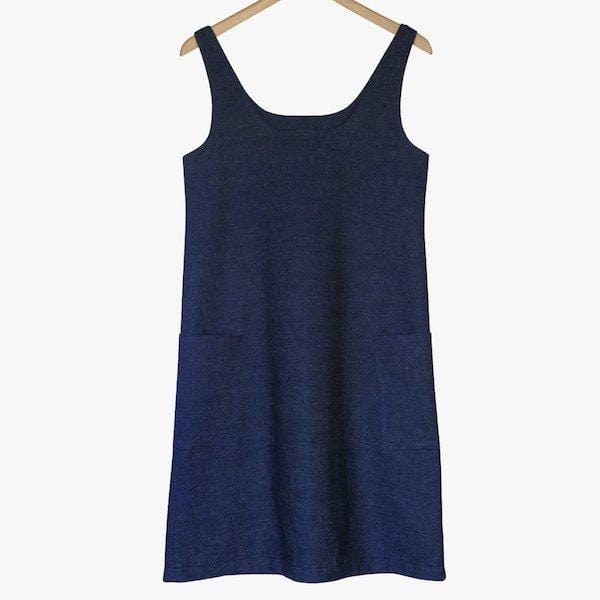 Denim Dress - hippist.co.uk