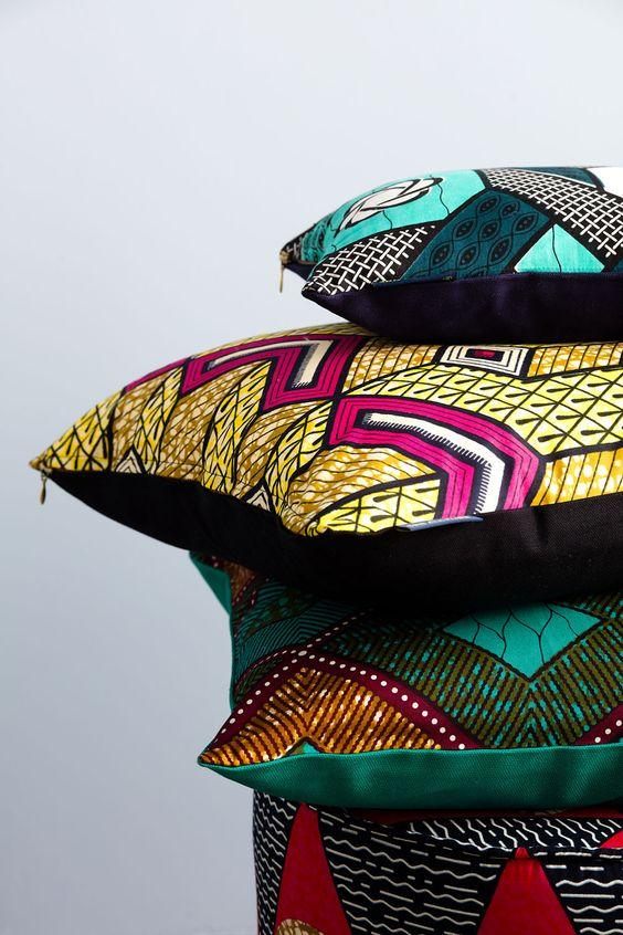 Bamako Cushion Cover Home 3RD CULTURE
