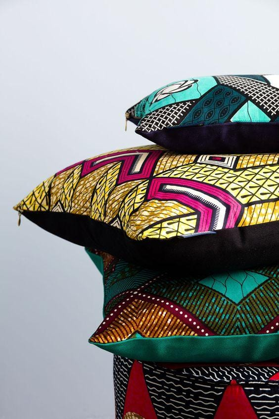 3rd Culture colourful cushion covers