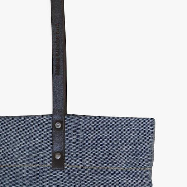 Denim . Sunday Bag - hippist.co.uk
