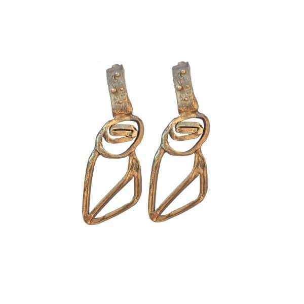 Aetos | Trace Earrings - hippist.co.uk