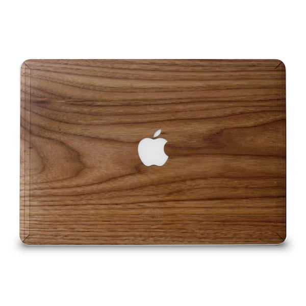 Walnut MacBook Cover