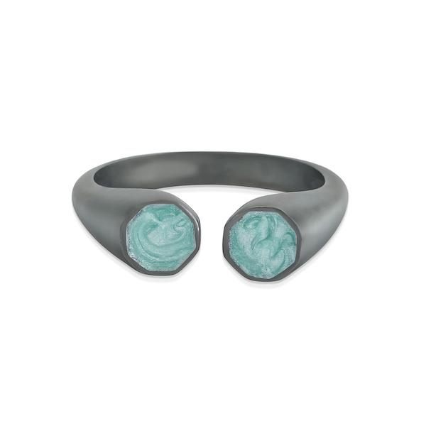 Aden Ring | Duo Silver Accessories Luna Merdin