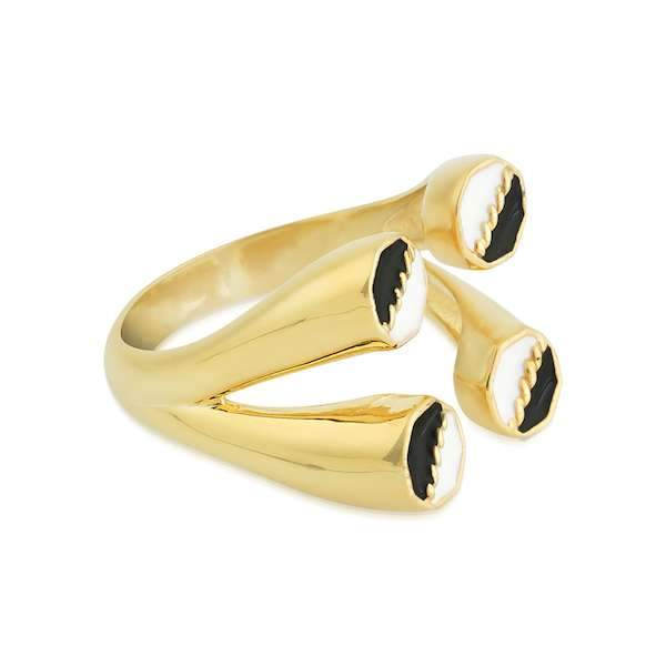 Aden Ring | Four Gold Accessories Luna Merdin