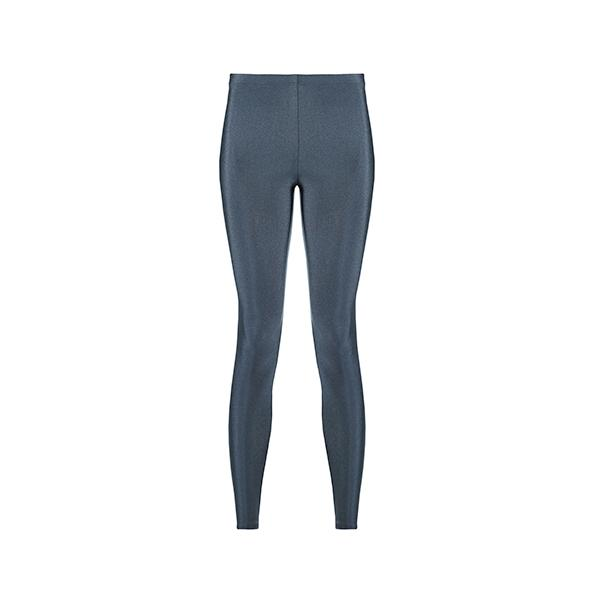 Alexandra Shiny Legging | Anthracite Grey Clothing Anais & Margaux