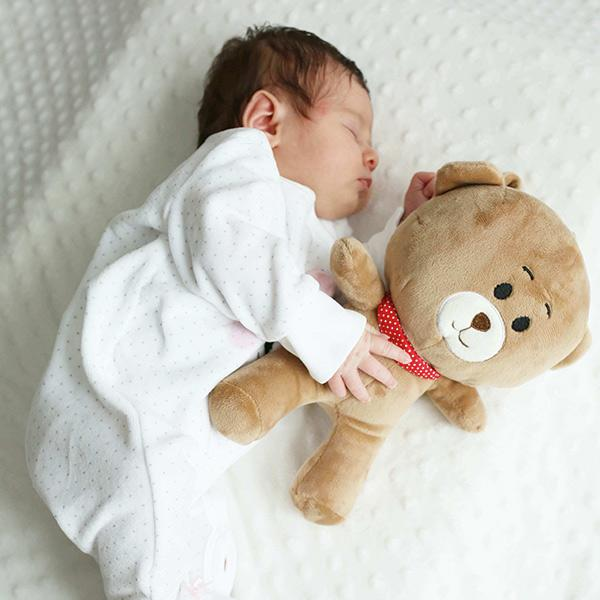 Budizzz Sleeping Buddy Teddy Bear Kids Budizzz