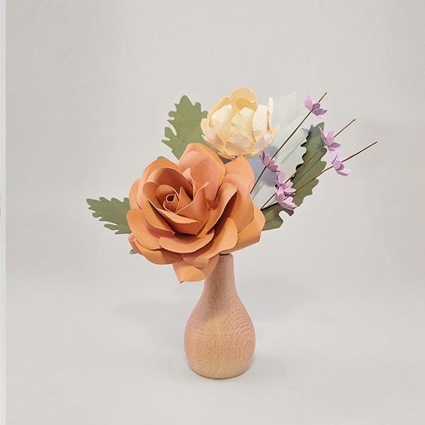 Karamela Paper Flower Bouquet