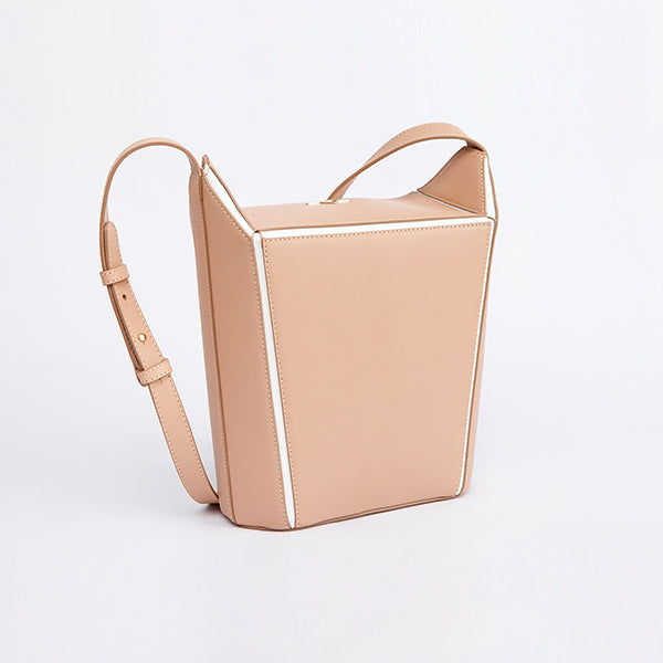 Chen Shoulder Bag | Beige