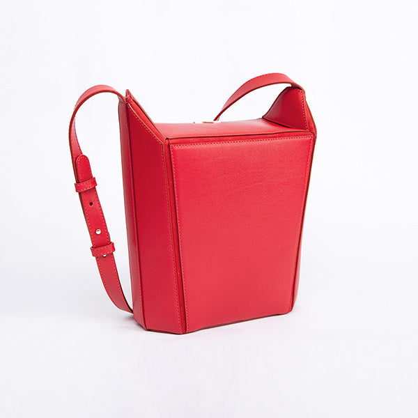 Chen Shoulder Bag | Red