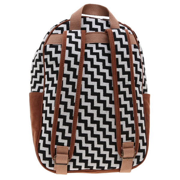 "Chevron W. 15"" Back Pack"