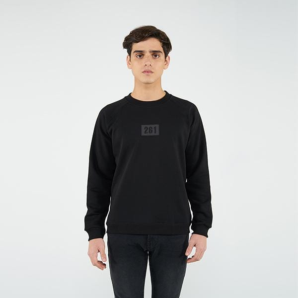 Reflect Studio Slightly Oversized Basic Unisex Sweatshirt called 261 Story Collection at hippist.co.uk