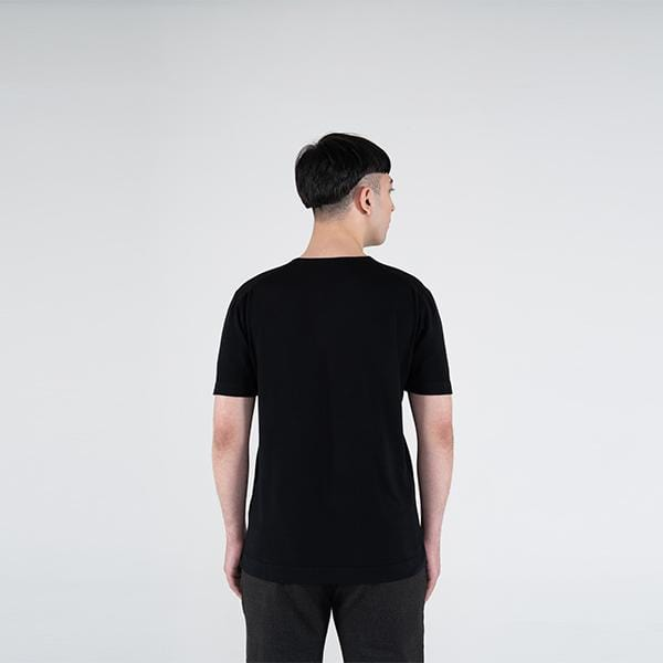 Reflect Studio Black  Colour Men's Knitwear at hippist.co.uk