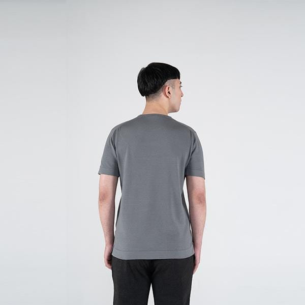 Reflect Studio Grey Colour Men's Knitwear at hippist.co.uk