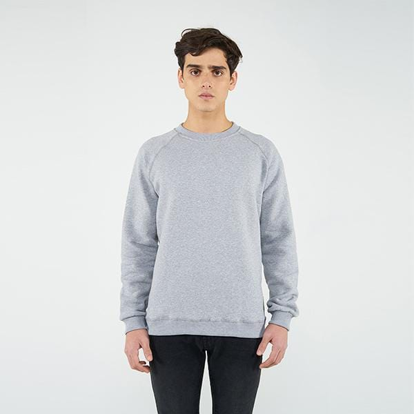 Reflect Studio Slightly Oversized Basic Unisex Sweatshirt Olympic Badge  Called Story Collection at hippist.co.uk