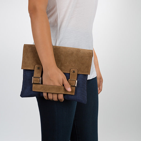 EarthV2 Handbag | Wood