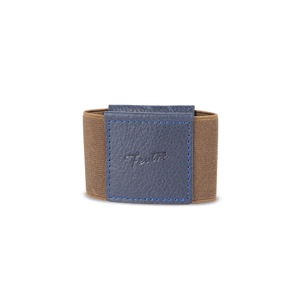 Elastic the Pocket Minimalist Wallet | Dark Blue