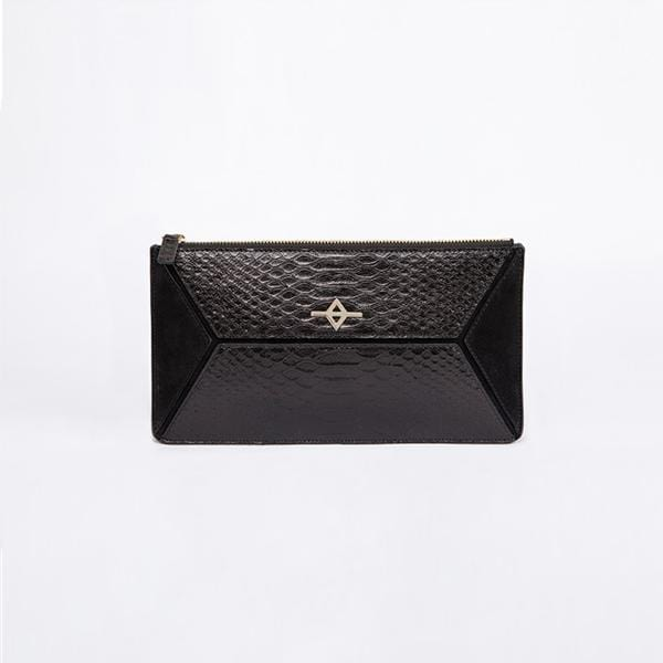 Envo Clutch Bag | Black