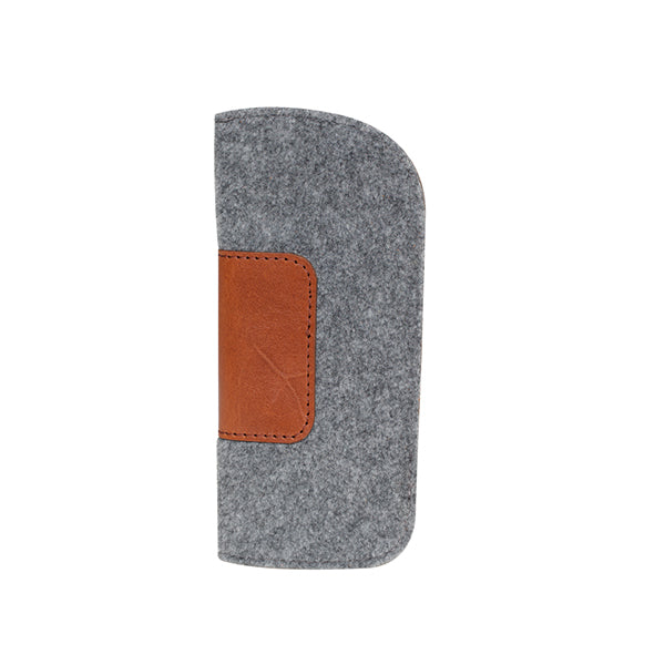 vegetable leather eyeglass case at hippist
