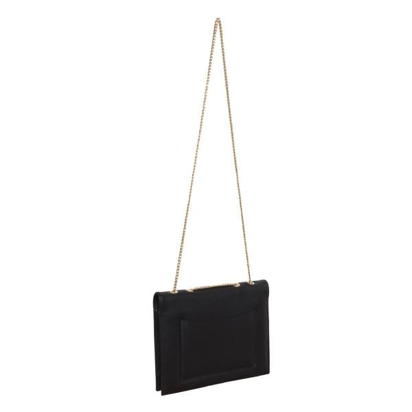 why note!? black stylish notebook bag