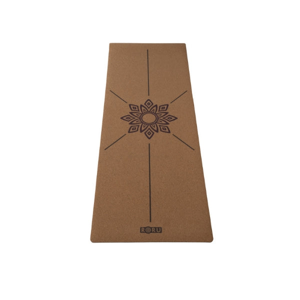 Cork Fall Yoga Mat