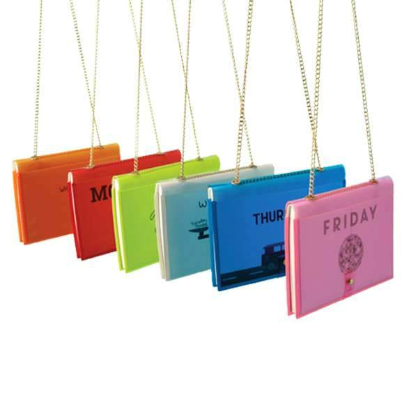why note!? fun notebag series 6 different notebook bag models